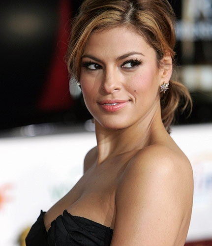 Eva Mendes (NSFW). You know ever since you saw her in Training Day you were ...
